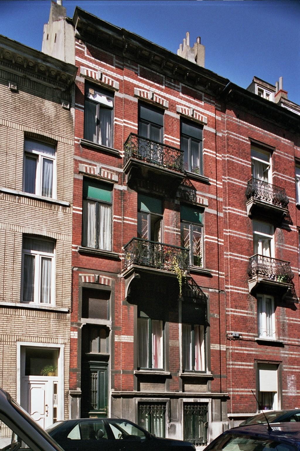 Vanderschrickstraat 117., 2004