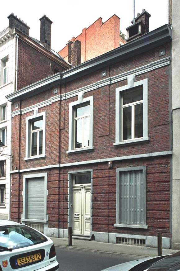 Rue Veydt 26., 2004