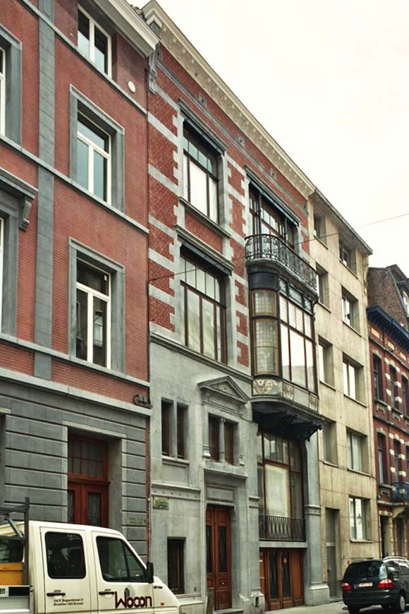 Rue Veydt 27., 2004