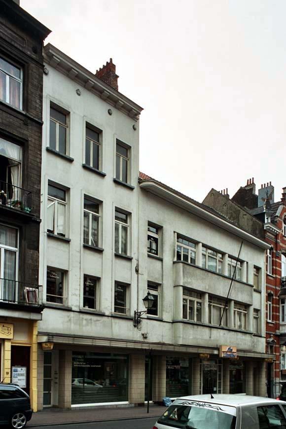 Rue de la Victoire 13-15., 2004