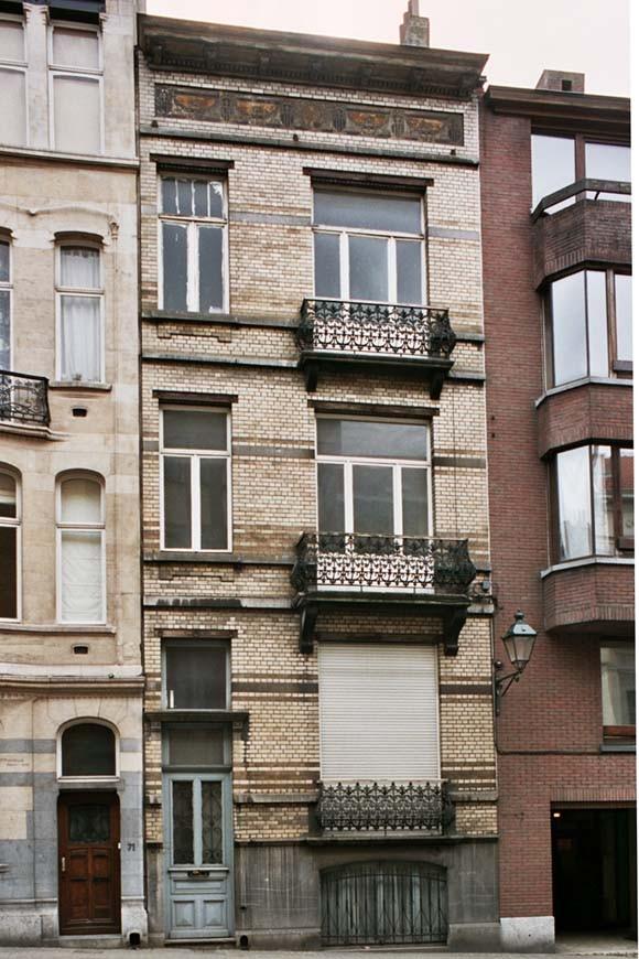 Rue de la Victoire 69., 2004