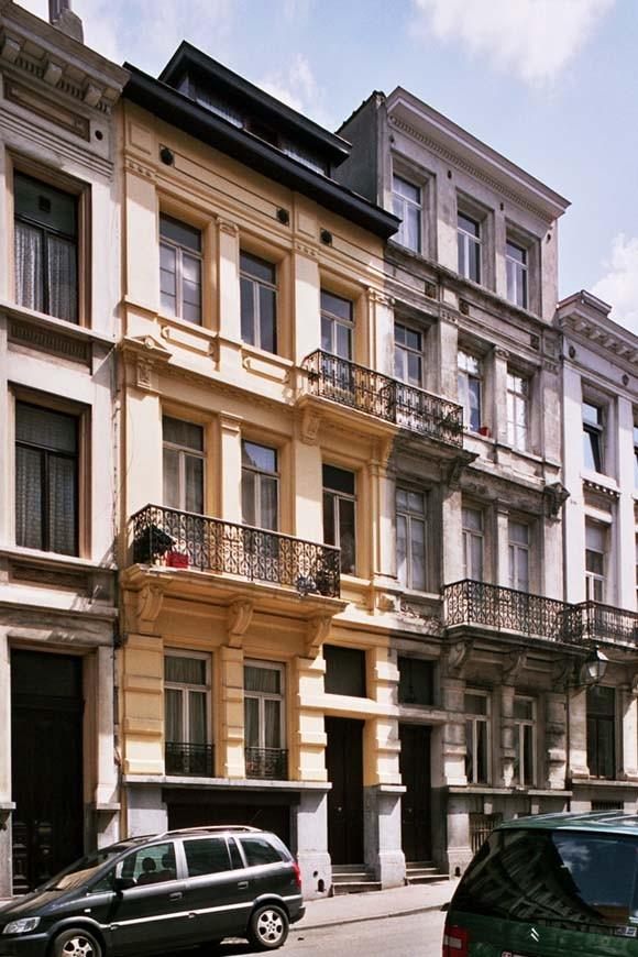 Rue de la Victoire 206 et 208., 2004