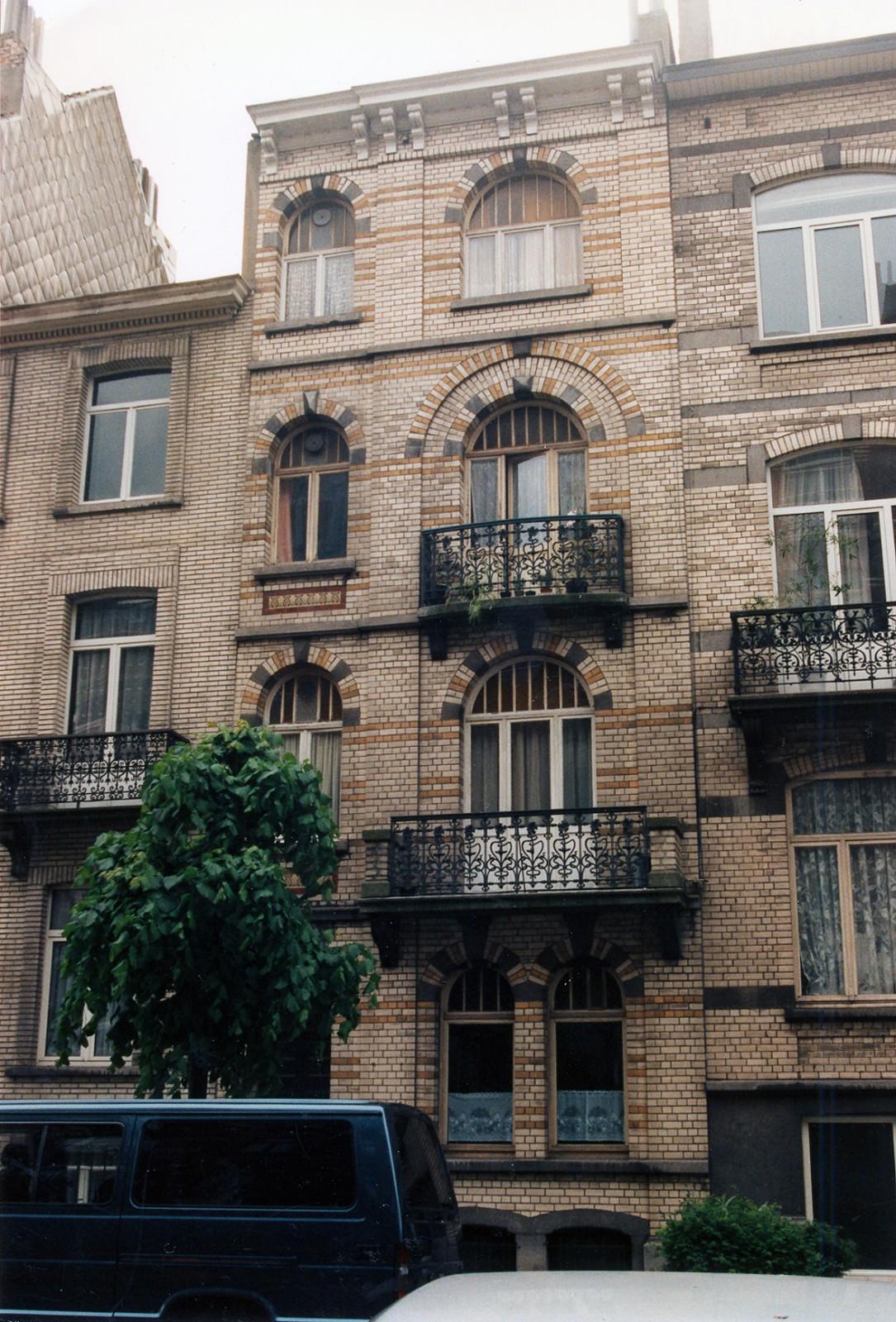 Avenue des Villas 16., 1995