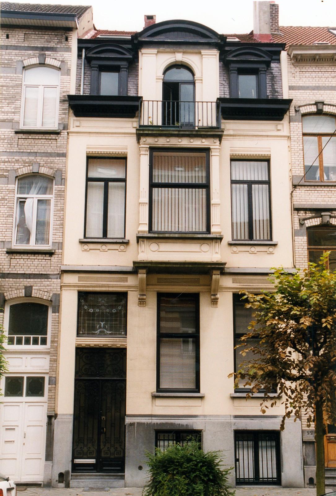 Avenue des Villas 20., 1999