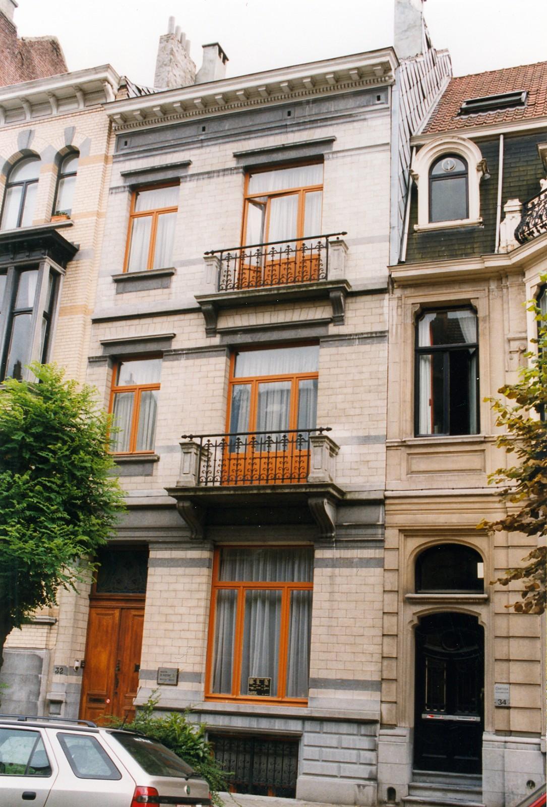 Avenue des Villas 32., 1999