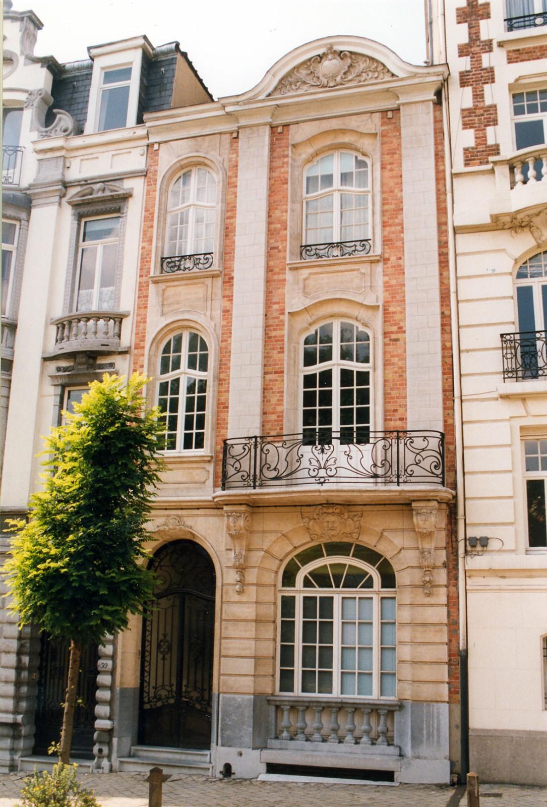 Avenue des Villas 57., 1999