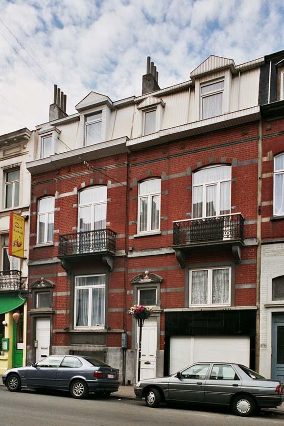 Chaussée de Waterloo 283 et 281., 2004