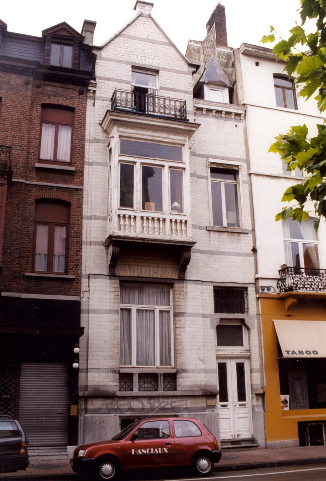 Chaussée de Waterloo 372., 1999