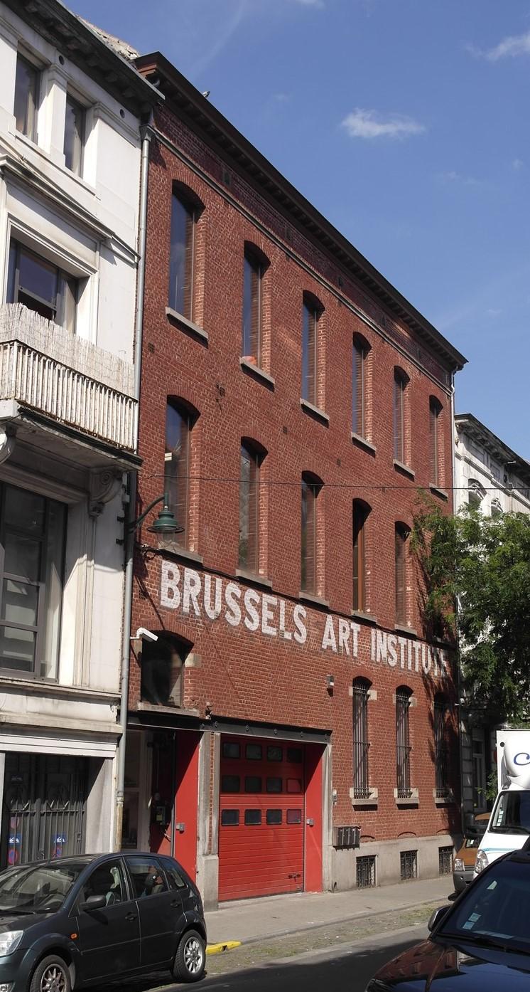 Rue Auguste Gevaert 15, anc. Papeterie de la Meuse, 2015