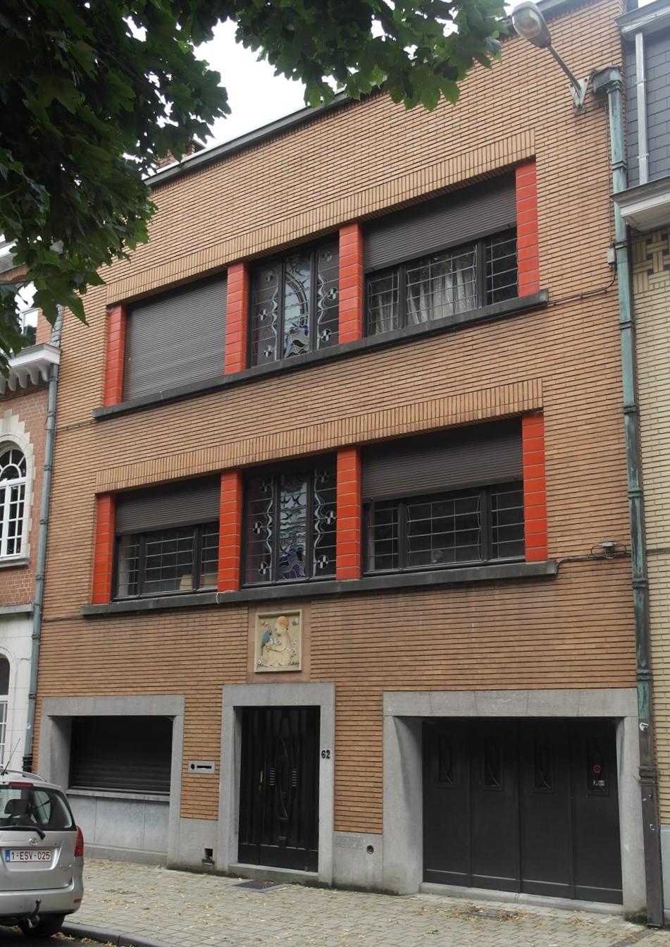 Rue Victor et Jules Berteaux 62, 2015