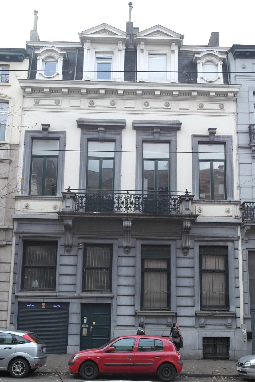 Avenue Clemenceau 12, 2015