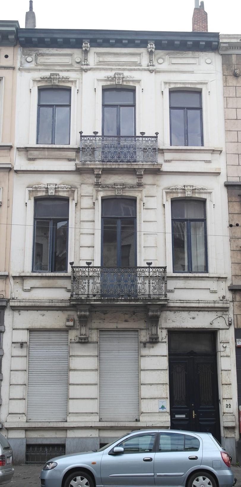 Avenue Clemenceau 22, 2015