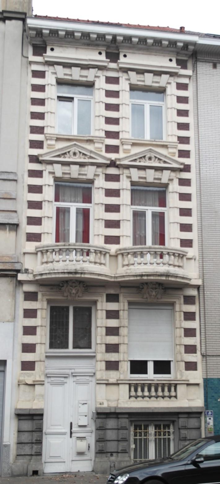 Avenue Clemenceau 45, 2015