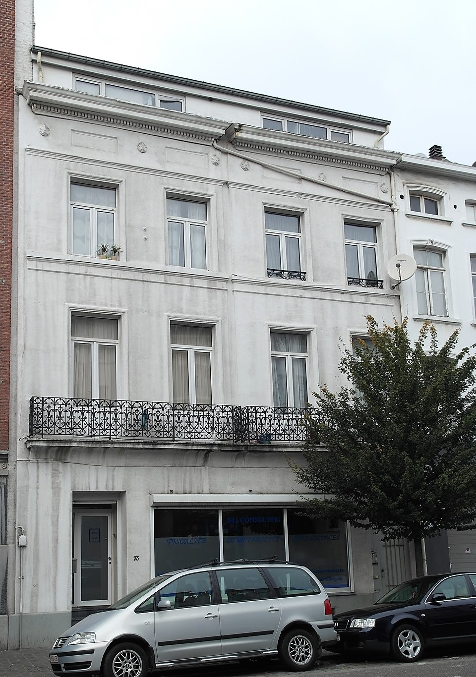 Rue de la Clinique 23, 2015