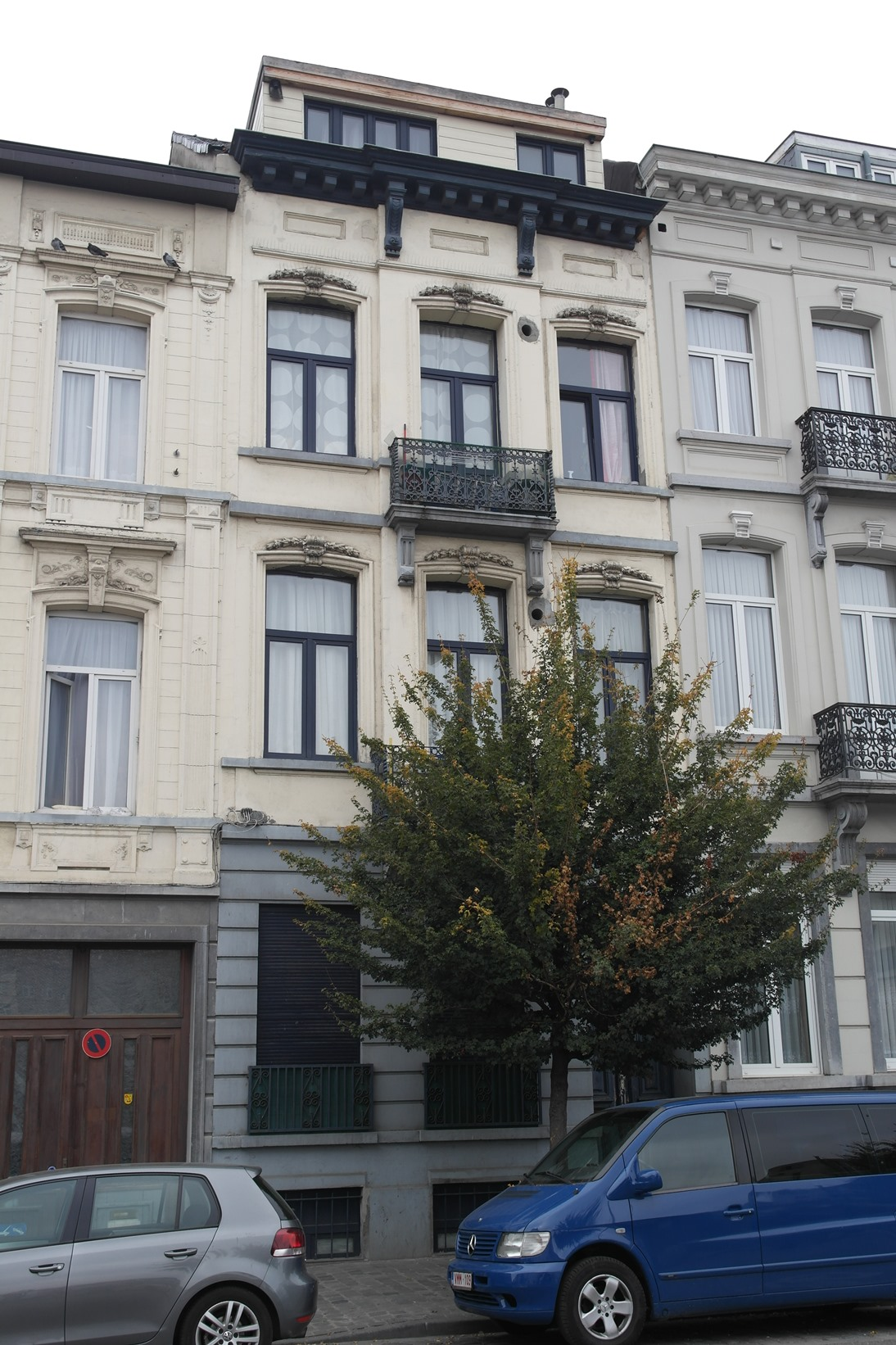 Rue de la Clinique 35, 2015