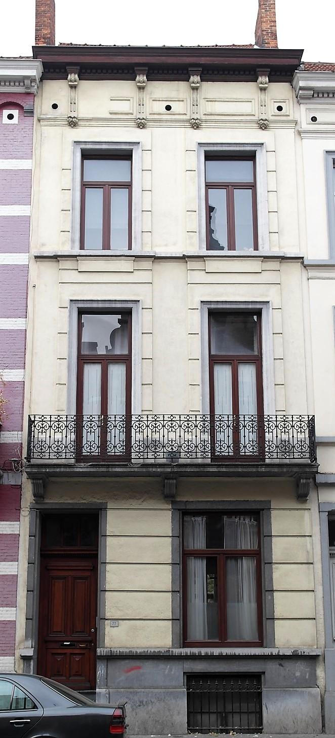 Rue de la Clinique 77, 2015