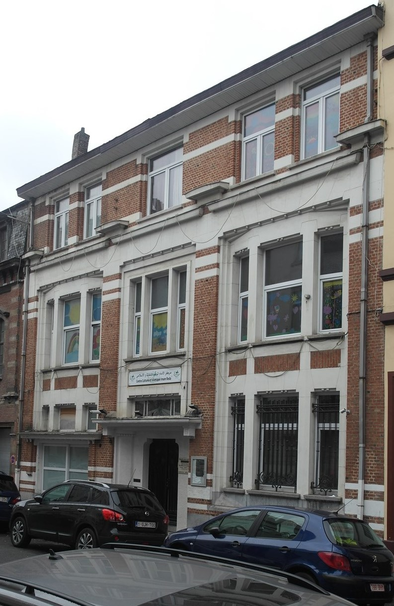 Rue Docteur De Meersman 33, 2015