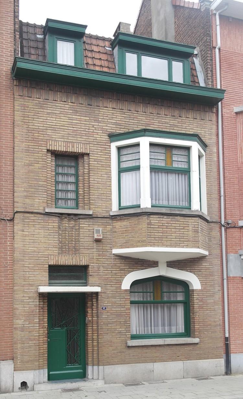 Rue Docteur Jacobs 17, 2015