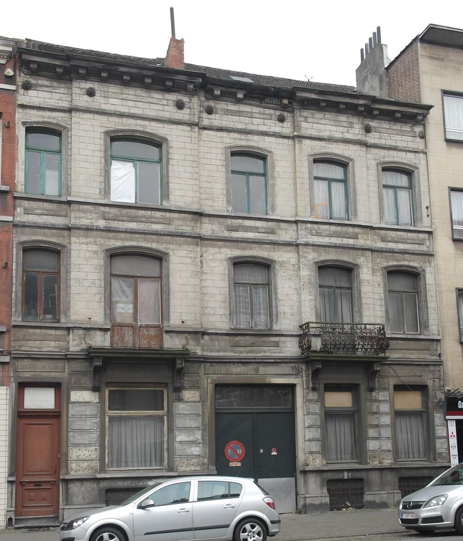 Rue Eloy 64, 66, 2015