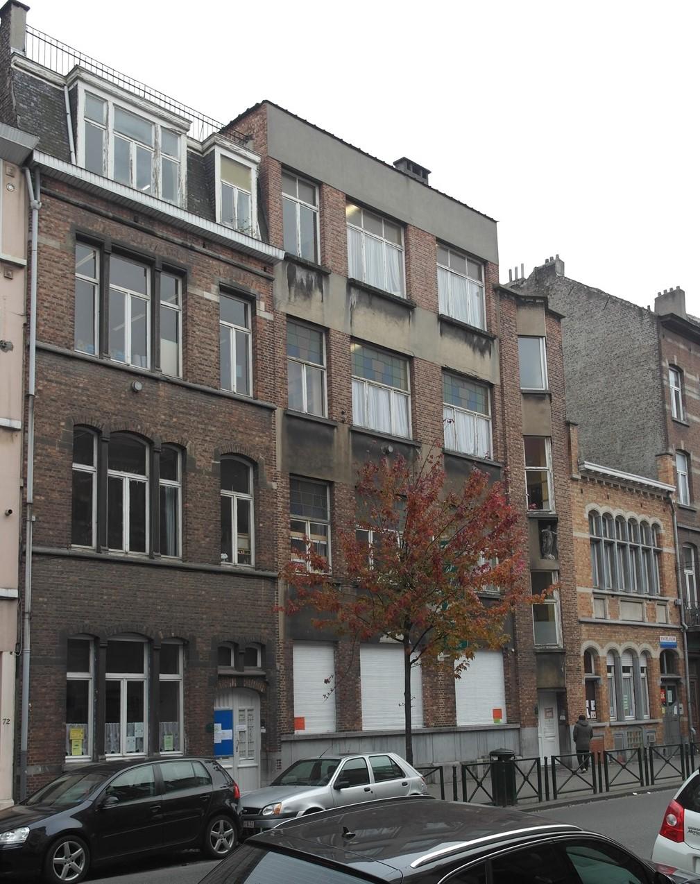 Rue Eloy 74, 76 et 78, 2015