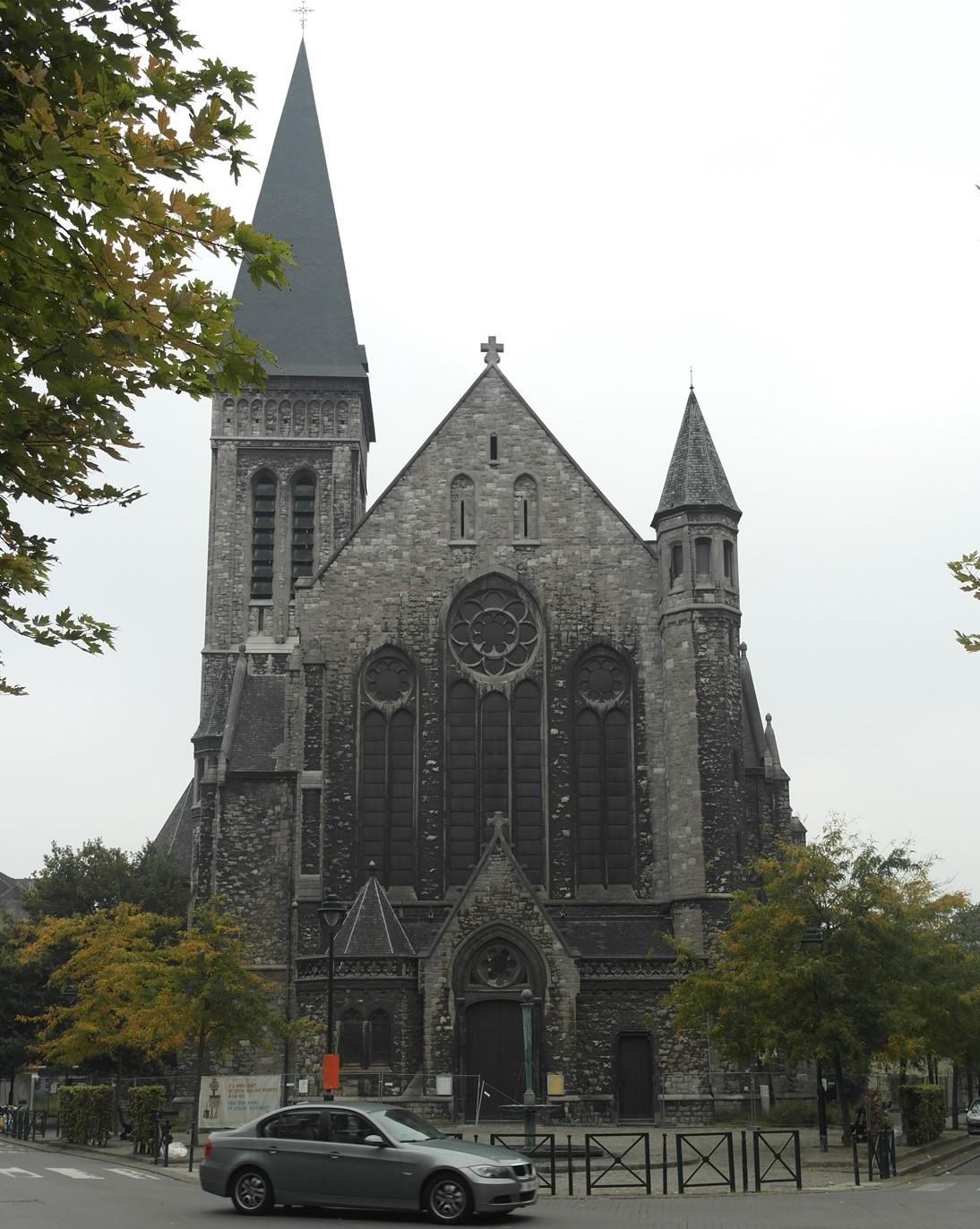 Rue Eloy 75, Eglise Saint-François-Xavier, 2015