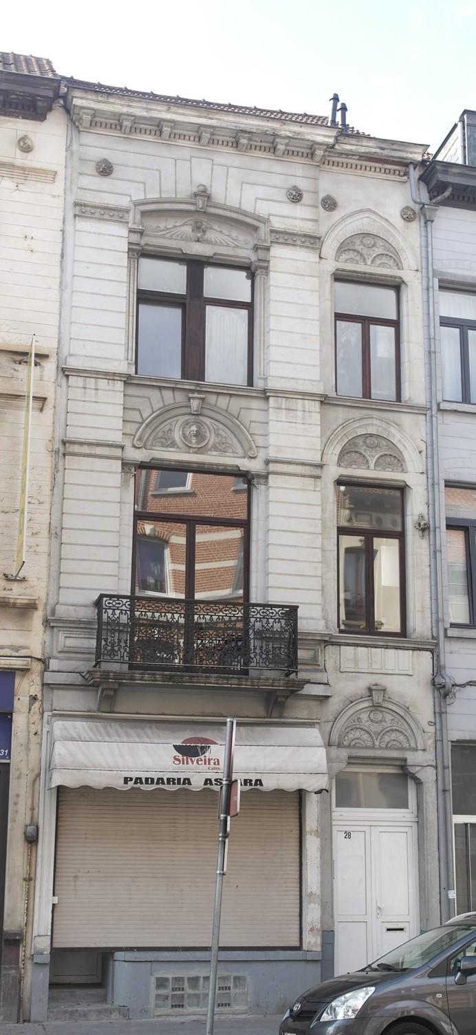 Rue Emile Carpentier 28, 2015
