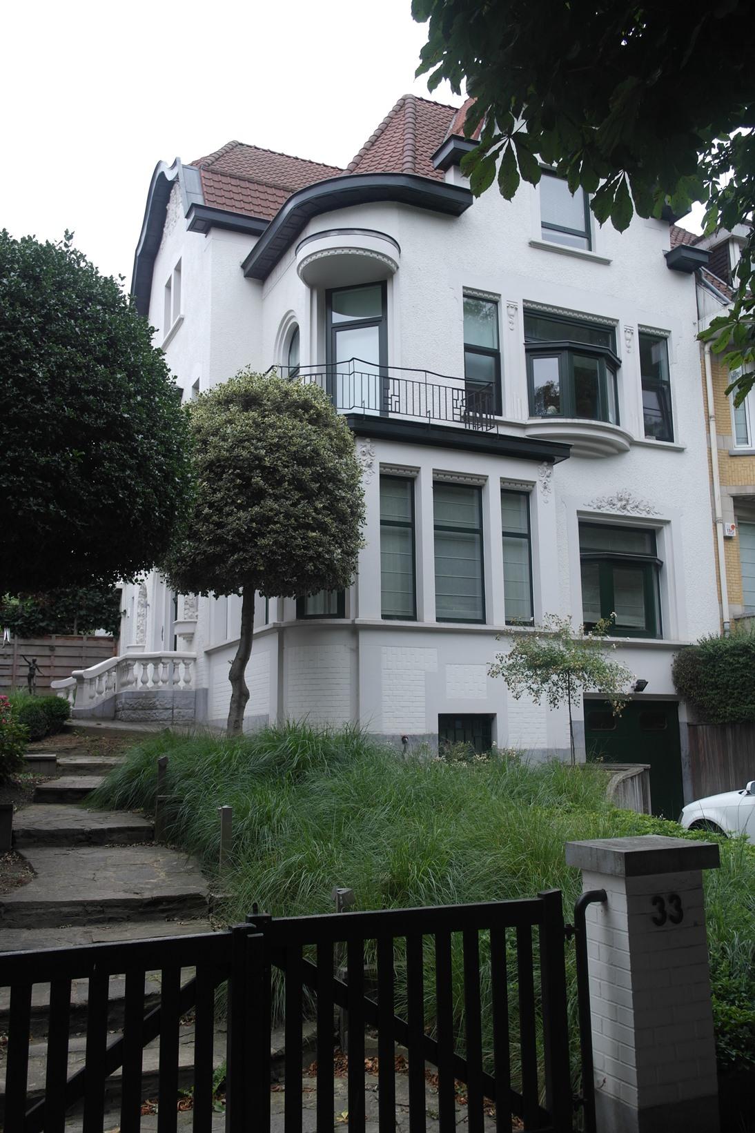 Avenue Eugène Ysaye 33, 2015