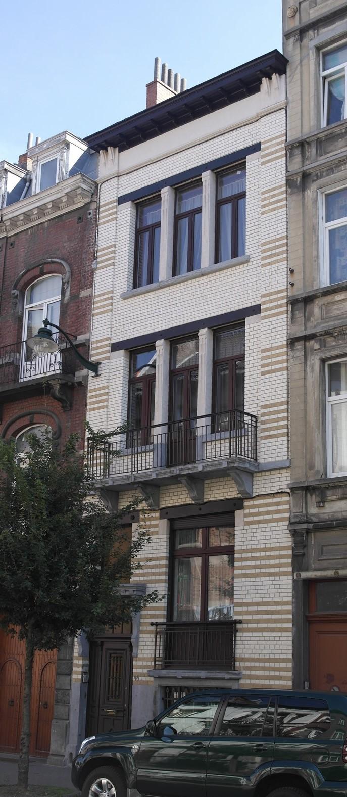 Rue Georges Moreau 46, 2015