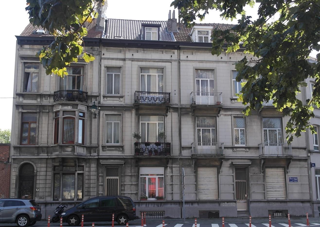 Rue Georges Moreau 196 à 200, 2015