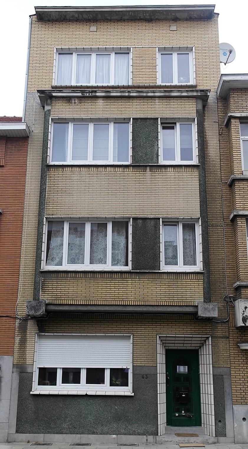 Rue Louis Van Beethoven 63, 2016