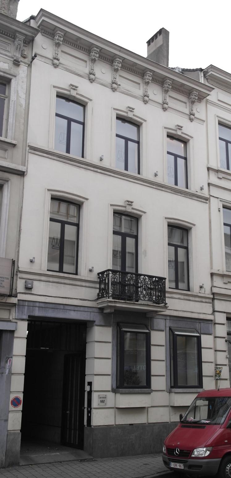 Chaussée de Mons 102, 2015