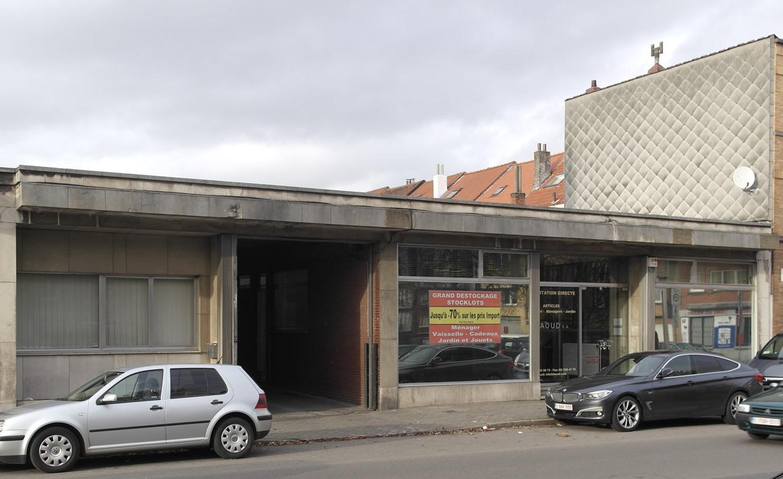 Chaussée de Mons 691-693, 2015