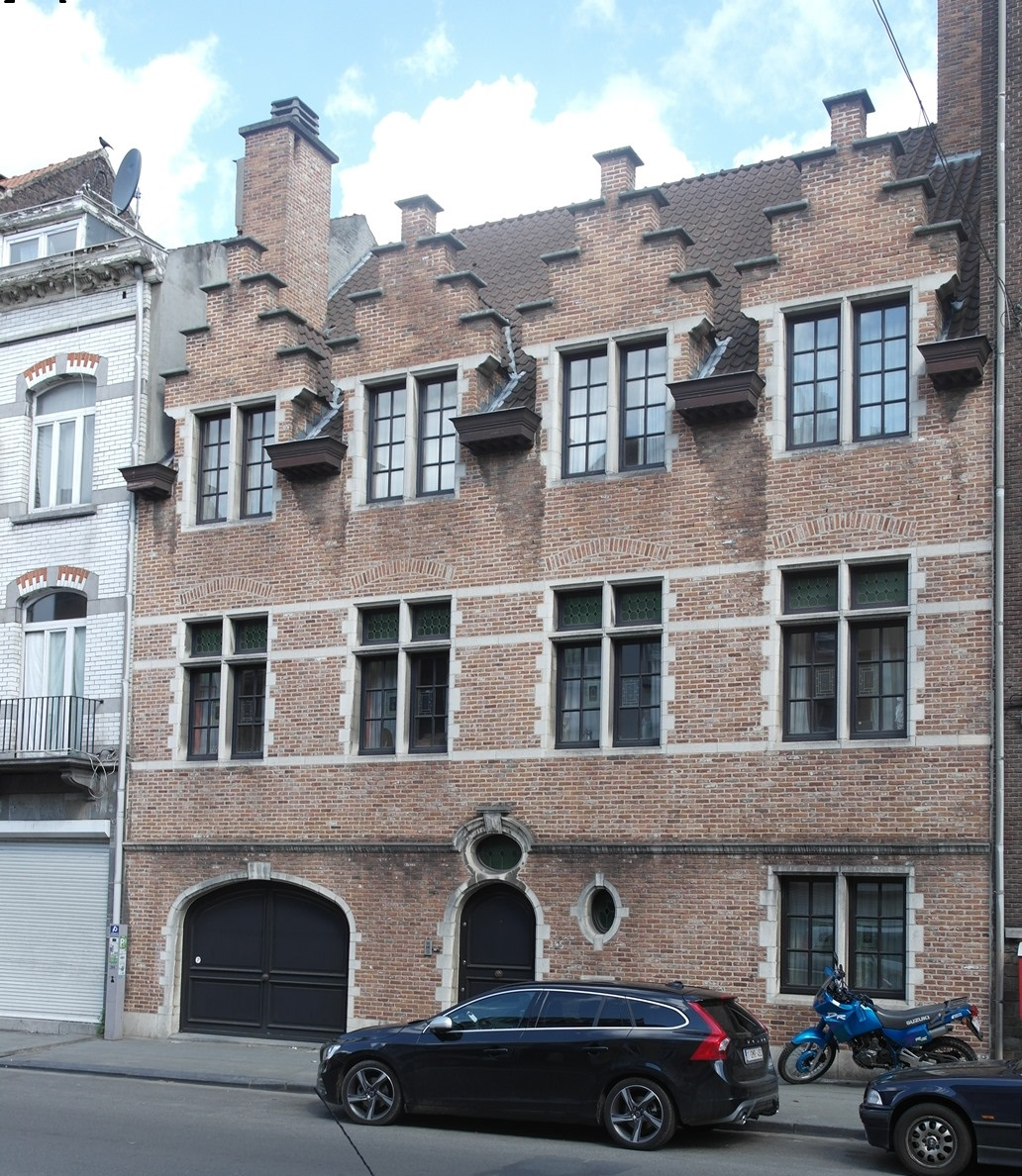 Chaussée de Ninove 375-377, 2015