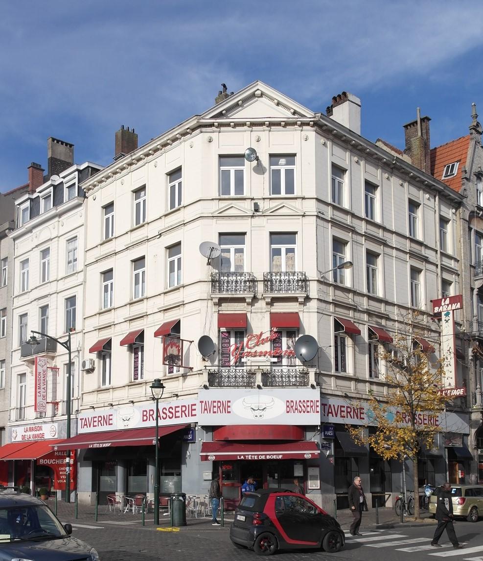 Rue Ropsy Chaudron 51 - rue Heyvaert 221, rue Ropsy Chaudron 53 et rue Heyvaert 219, 2015