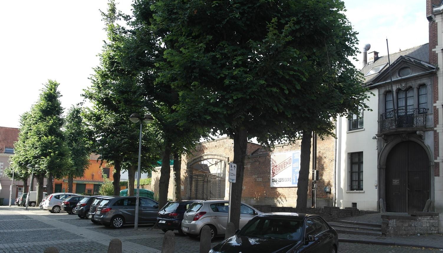 Place de la Vaillance 17-21 - rue Jean Morjeau 13-19 - Rue Gus. Vanden Berghe 24-26, 2015