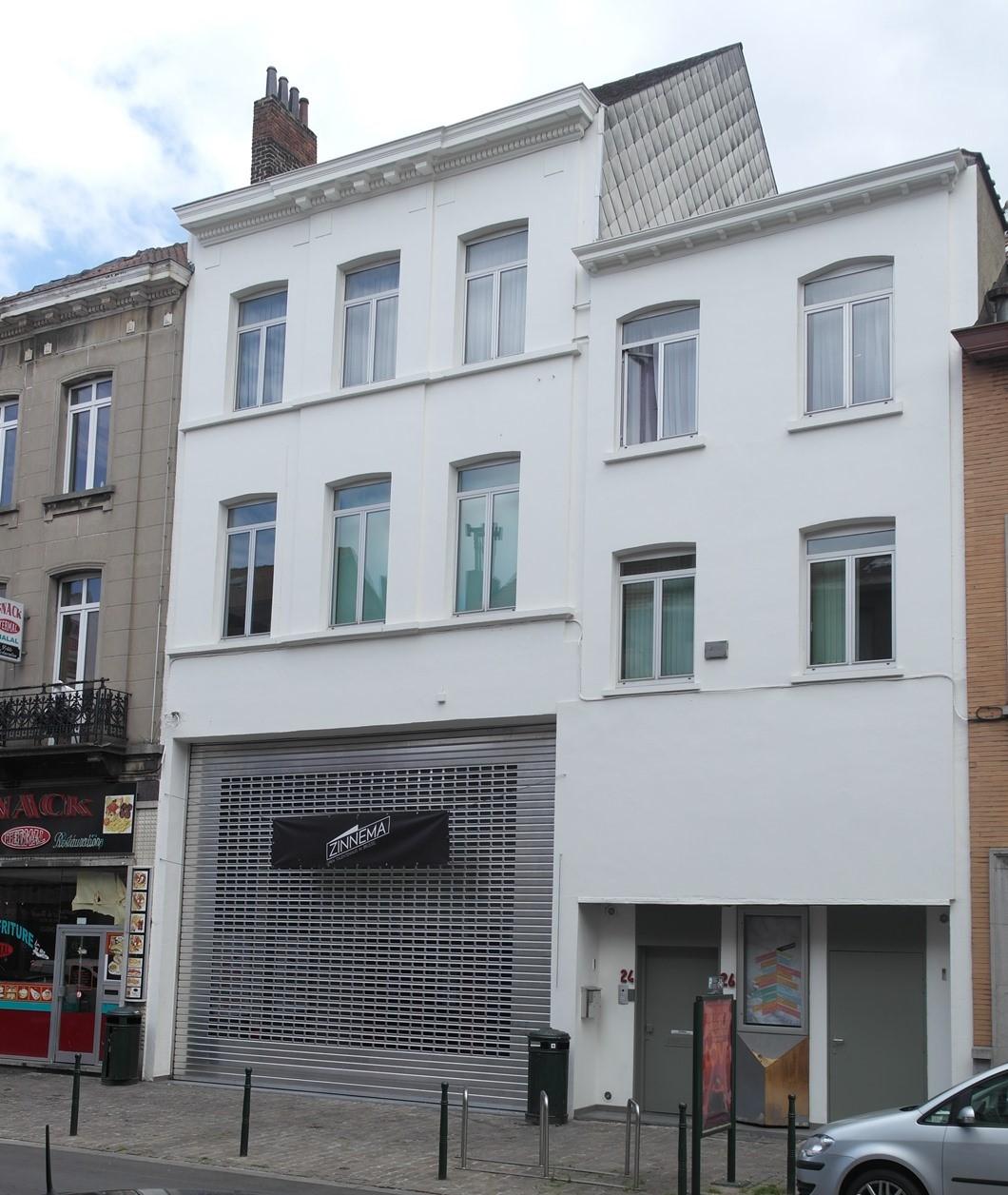 Rue de Veeweyde 24-26, 2015