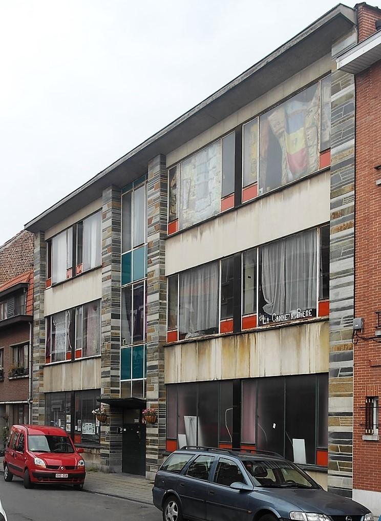 Rue Verheyden 121, 2015