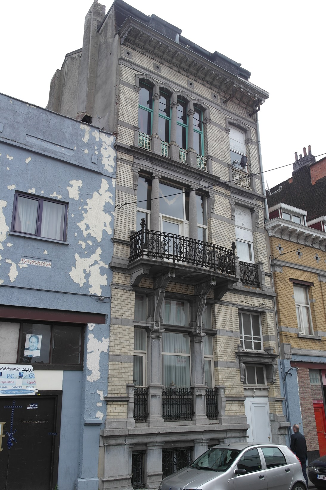 Rue du Bateau 18, 2015