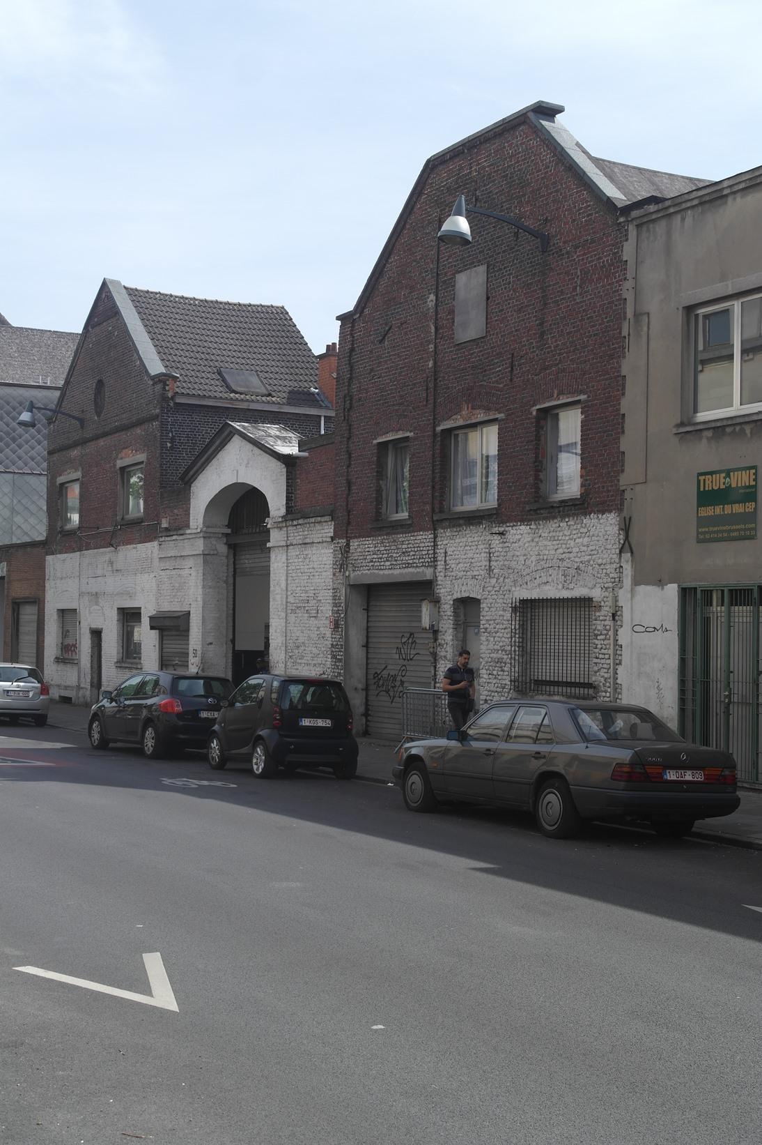 Rue de Birmingham 50-52, 2015