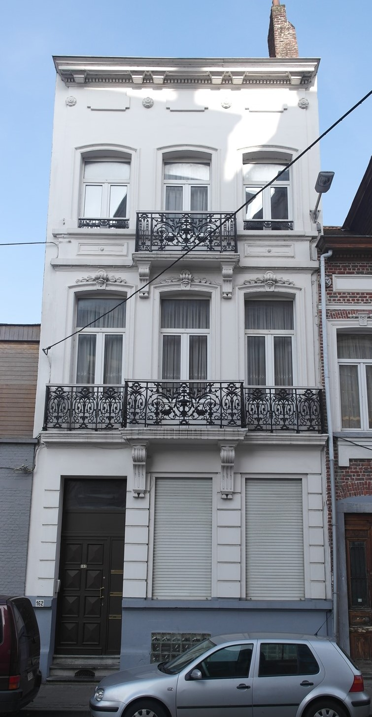 Rue de Ribaucourt 162, 2015