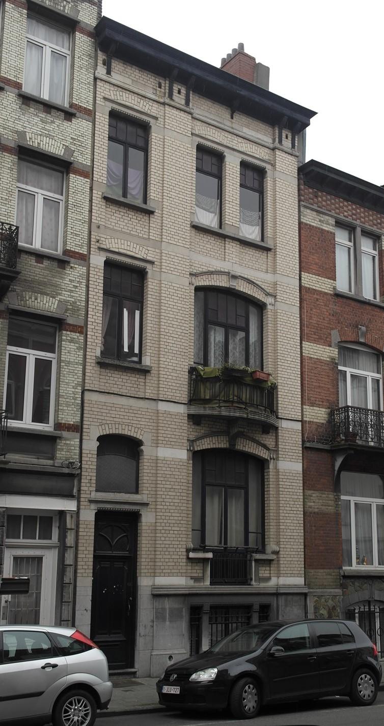 Rue de l'escaut 69, 2015