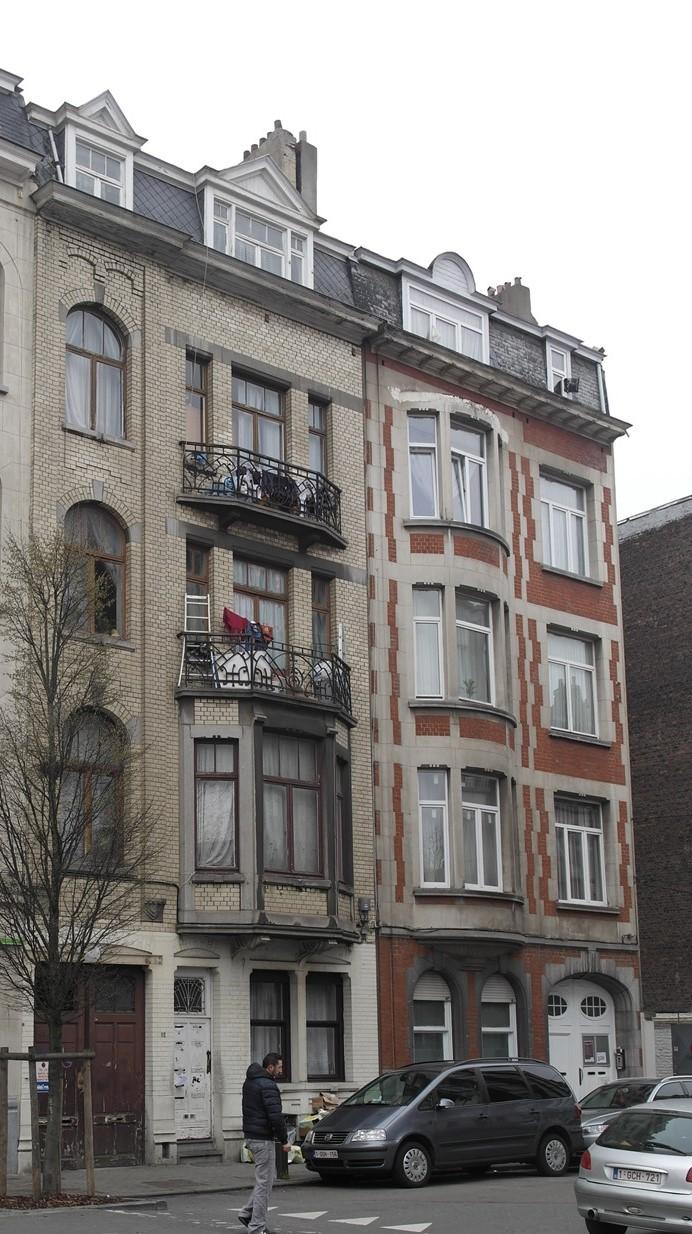 Rue de l'escaut 112, 2015