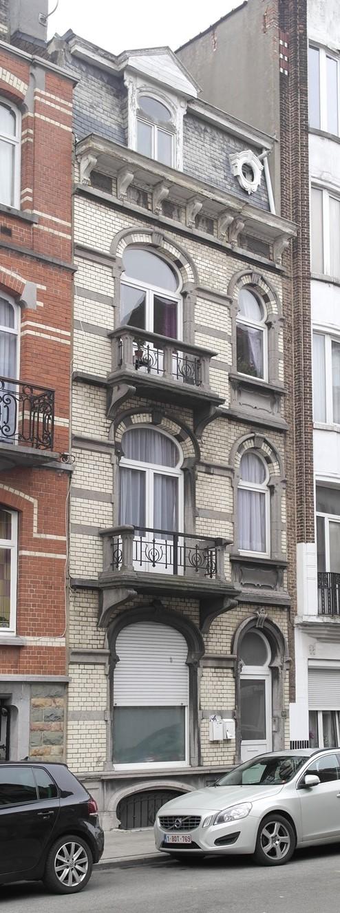 Rue de l'escaut 119, 2015