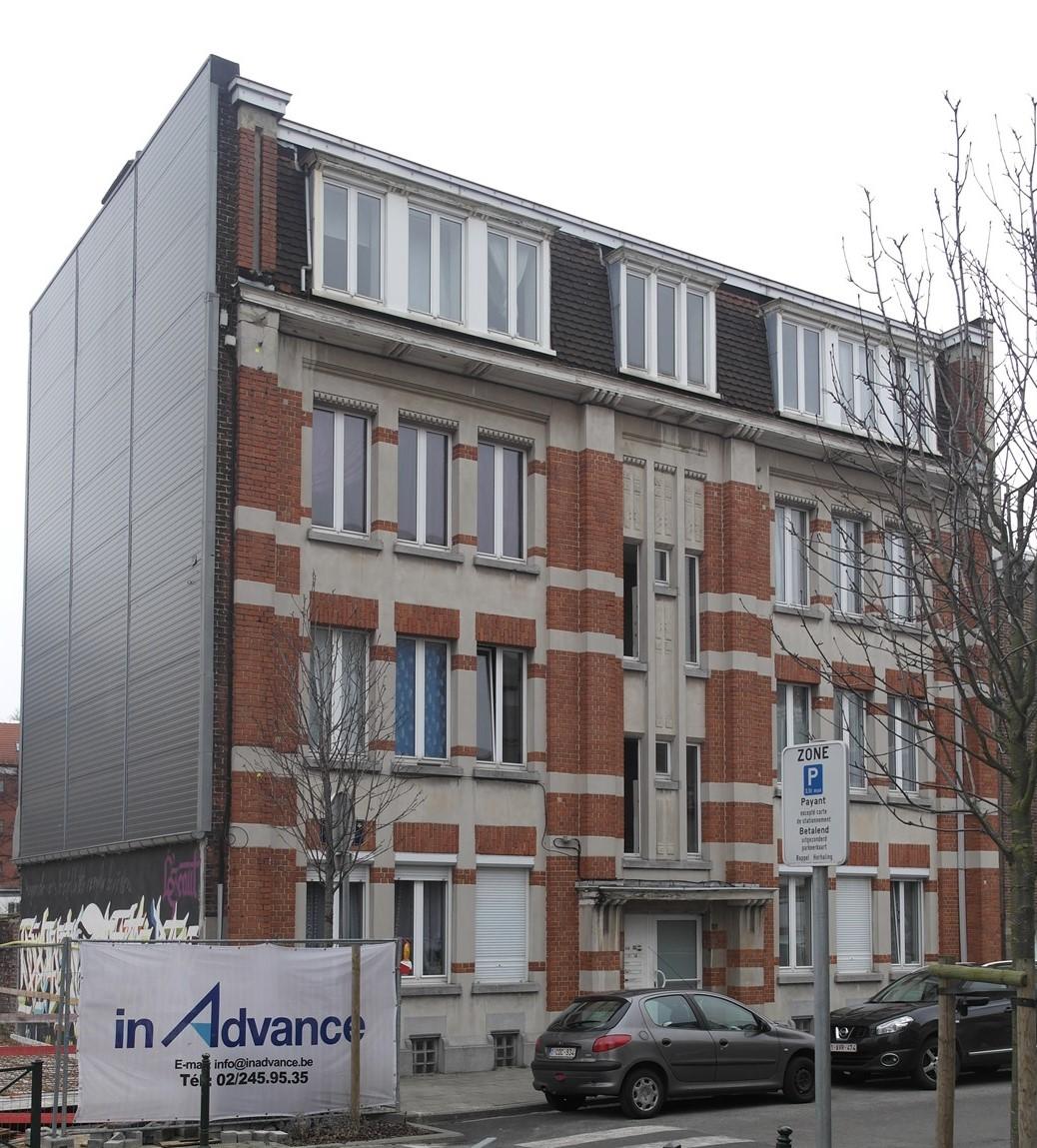 Rue de l'escaut 153, 2015