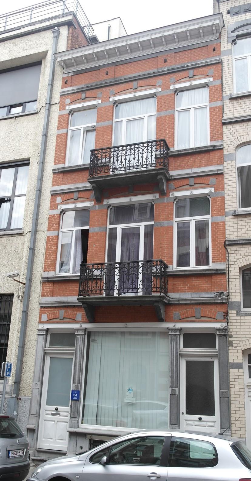 Rue Gabrielle Petit 24, 2015