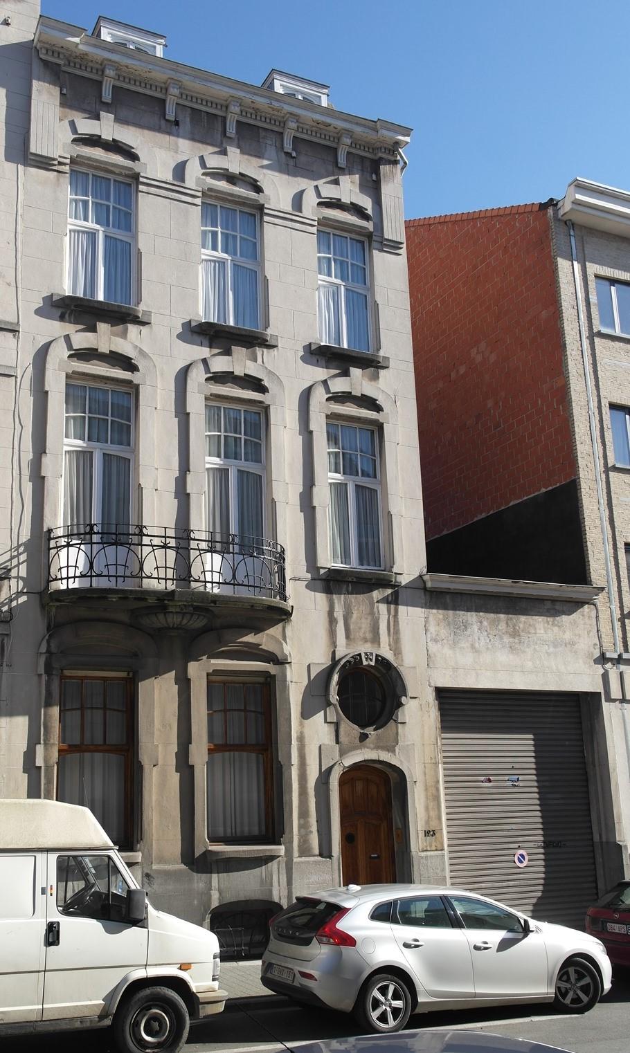 Rue de l'Intendant 123, 2015