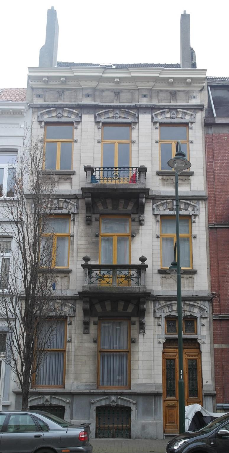 Avenue Jean Dubrucq 41, 2015