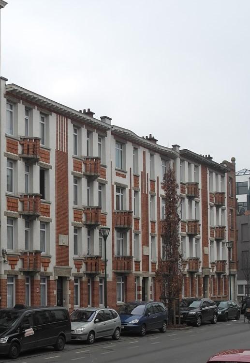 Avenue Jean Dubrucq 201, 203 et 205, 2015