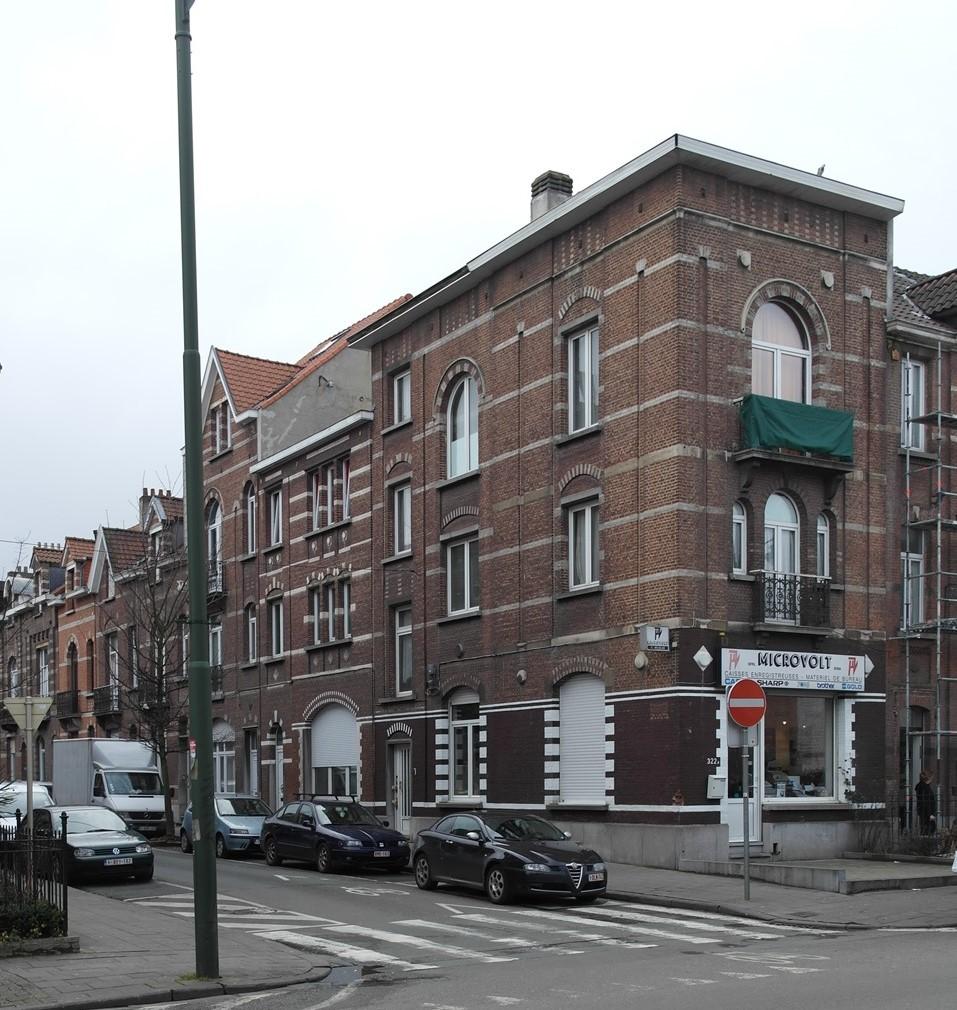 Rue Jules Delhaize 1 à 15, 2015