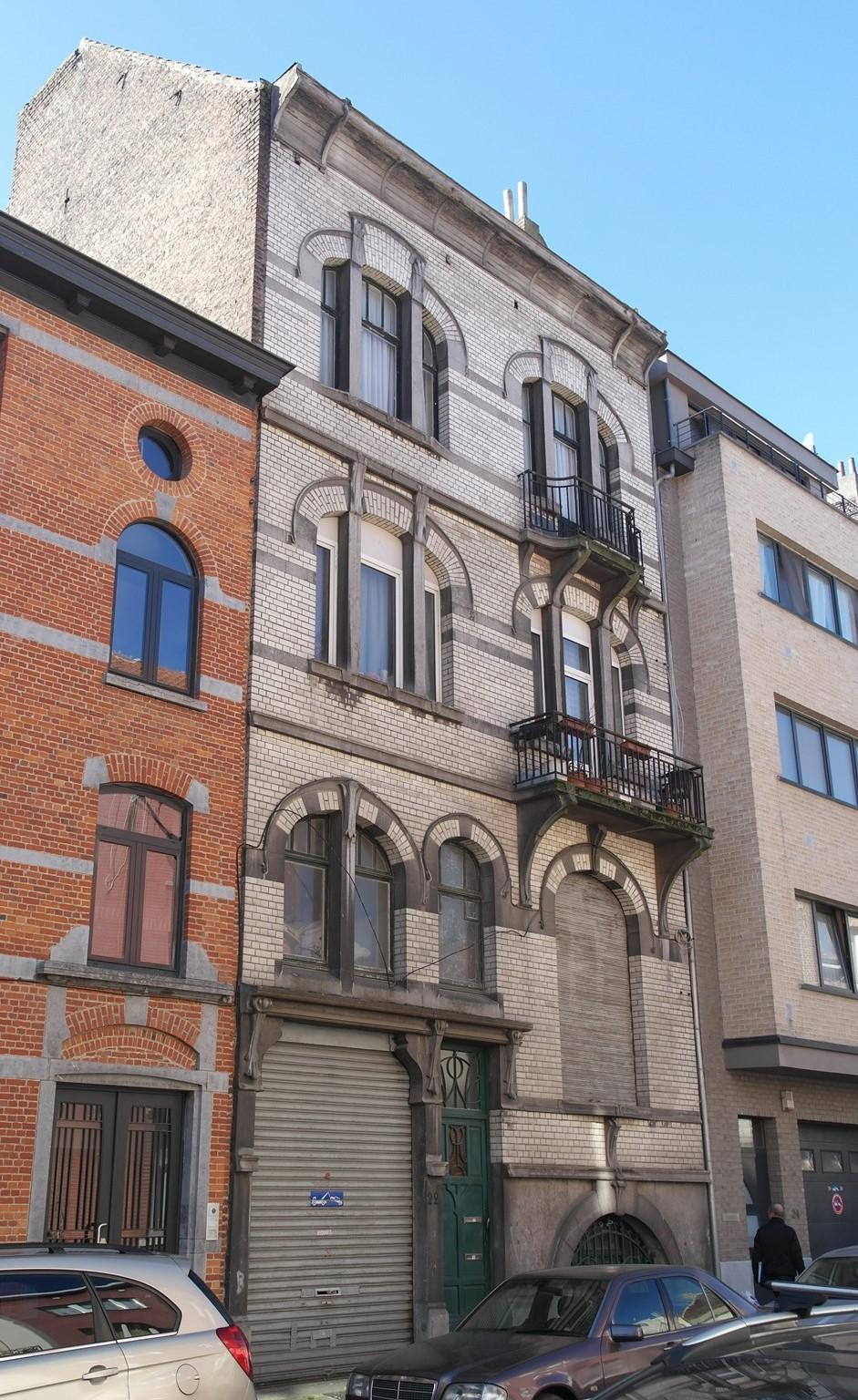 Rue Le Lorrain 22, 2015